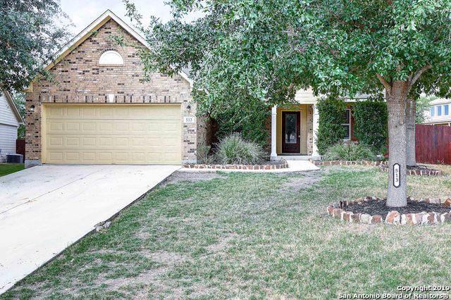 513 Turnberry Way, Cibolo, TX 78108 (MLS #1416680) :: Laura Yznaga | Hometeam of America