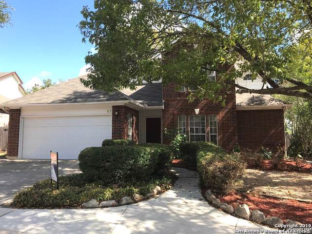 67 Cross Canyon, San Antonio, TX 78247 (MLS #1417216) :: Alexis Weigand Real Estate Group