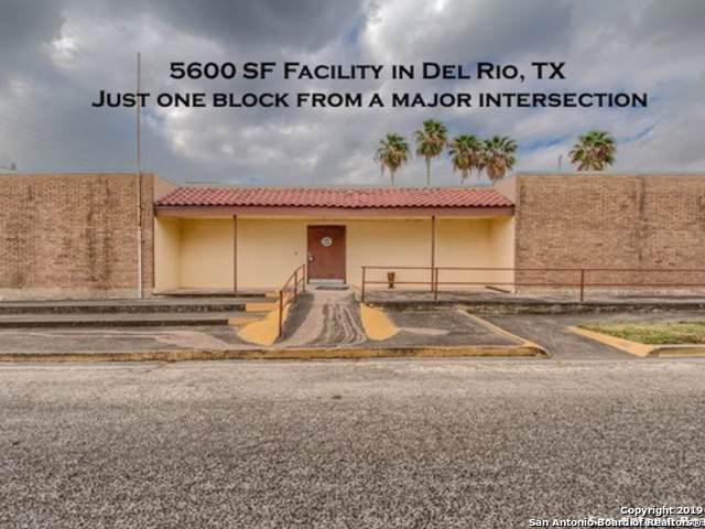 509 E Gibbs St, Del Rio, TX 78840 (MLS #1417658) :: Niemeyer & Associates, REALTORS®