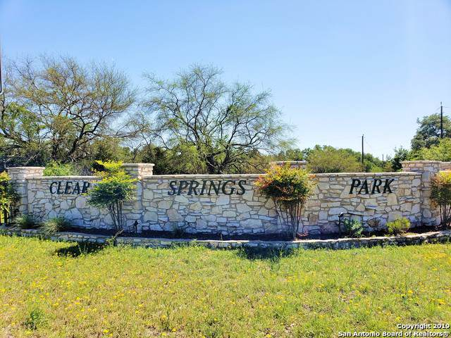 3817 Running Springs, San Antonio, TX 78261 (#1418517) :: The Perry Henderson Group at Berkshire Hathaway Texas Realty