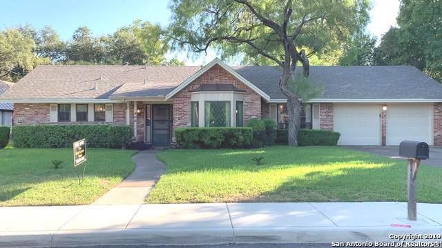 906 Serenade Dr, San Antonio, TX 78213 (MLS #1419151) :: BHGRE HomeCity
