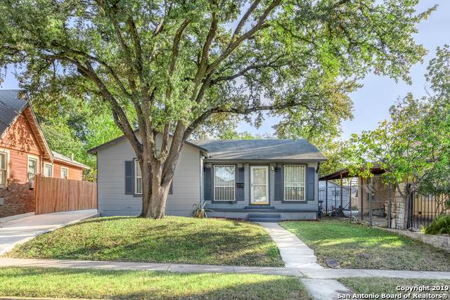 628 W Norwood Ct, San Antonio, TX 78212 (MLS #1420057) :: BHGRE HomeCity