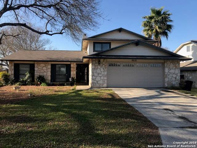 14035 Boulder Oaks, San Antonio, TX 78247 (MLS #1420064) :: BHGRE HomeCity
