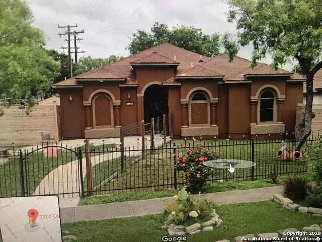 7702 Dumbarton Dr, San Antonio, TX 78223 (MLS #1420607) :: The Gradiz Group