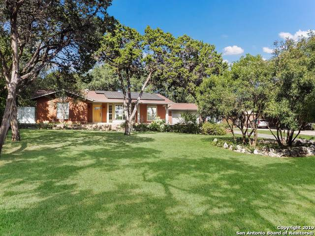 7843 Wild Eagle St, San Antonio, TX 78255 (MLS #1421293) :: BHGRE HomeCity