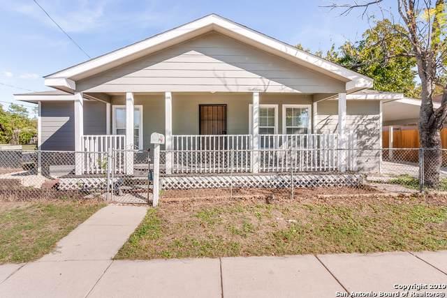 902 Clark Ave, San Antonio, TX 78210 (MLS #1421927) :: Alexis Weigand Real Estate Group
