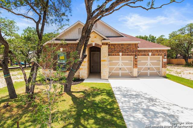 7808 Mireille Mist, San Antonio, TX 78015 (#1422605) :: The Perry Henderson Group at Berkshire Hathaway Texas Realty