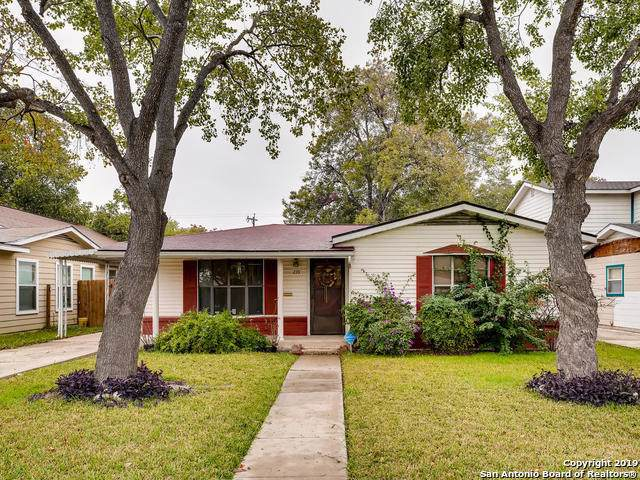 239 W Greenway Ave, San Antonio, TX 78226 (MLS #1423777) :: Alexis Weigand Real Estate Group