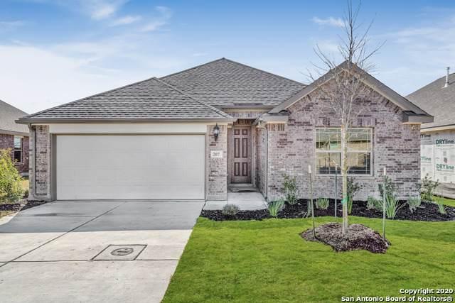 207 Parkview Terrace, Boerne, TX 78006 (MLS #1423798) :: BHGRE HomeCity
