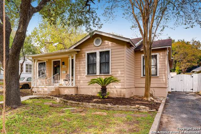 407 Abiso Ave, Alamo Heights, TX 78209 (MLS #1423846) :: Berkshire Hathaway HomeServices Don Johnson, REALTORS®