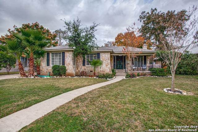 147 E Edgewood Pl, Alamo Heights, TX 78209 (MLS #1424066) :: Alexis Weigand Real Estate Group