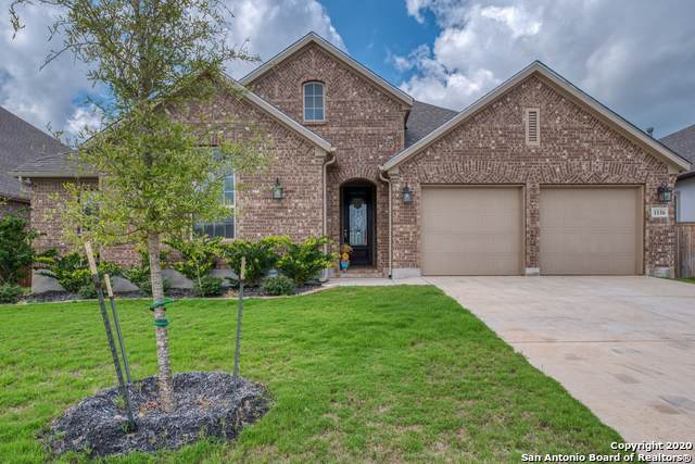 1116 Carriage Loop, New Braunfels, TX 78132 (MLS #1424494) :: Neal & Neal Team