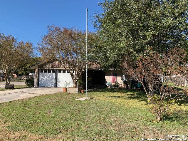 214 W Wetz St, Marion, TX 78124 (MLS #1424824) :: Alexis Weigand Real Estate Group