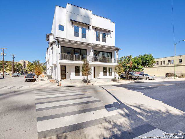 825 N Saint Marys St #101, San Antonio, TX 78205 (MLS #1424855) :: Berkshire Hathaway HomeServices Don Johnson, REALTORS®