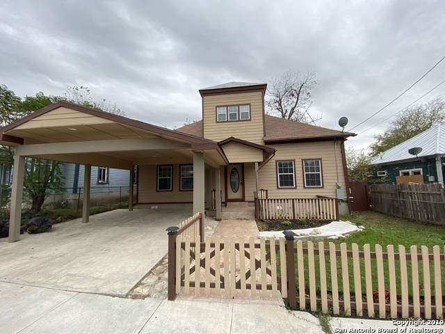 1118 Wyoming St, San Antonio, TX 78203 (MLS #1425728) :: Niemeyer & Associates, REALTORS®