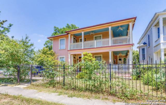 1003 Nolan St, San Antonio, TX 78202 (MLS #1425994) :: BHGRE HomeCity