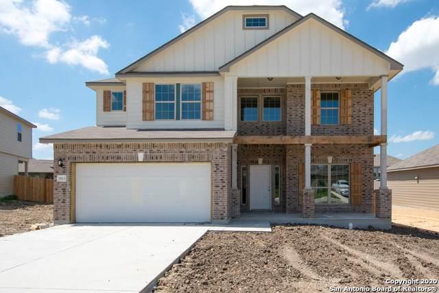 3613 Blue Cloud, New Braunfels, TX 78130 (MLS #1427918) :: BHGRE HomeCity San Antonio