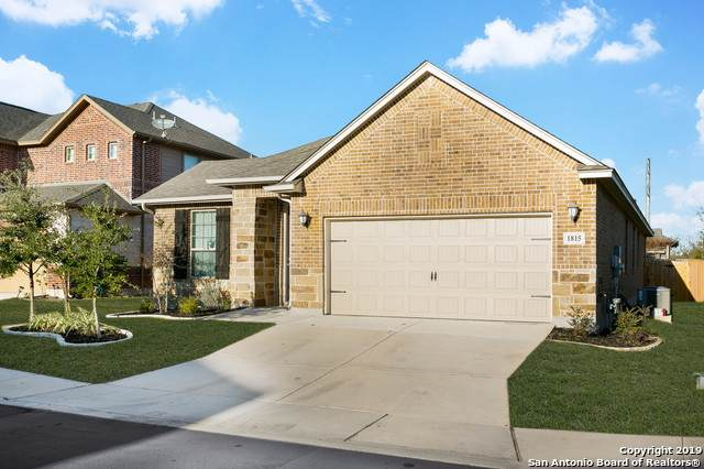 1815 Ayleth Ave, San Antonio, TX 78213 (MLS #1428859) :: The Lugo Group