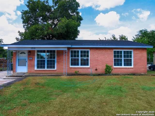 359 Anton Dr, San Antonio, TX 78223 (MLS #1429984) :: BHGRE HomeCity