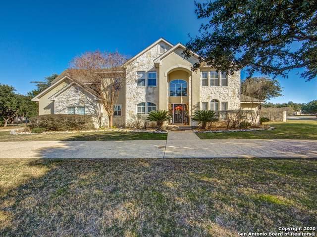 8325 Reunion Oak, Boerne, TX 78015 (MLS #1430059) :: BHGRE HomeCity San Antonio