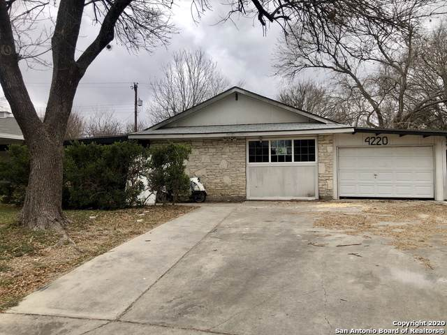 4220 Chestnuthill Dr, San Antonio, TX 78218 (#1430112) :: The Perry Henderson Group at Berkshire Hathaway Texas Realty