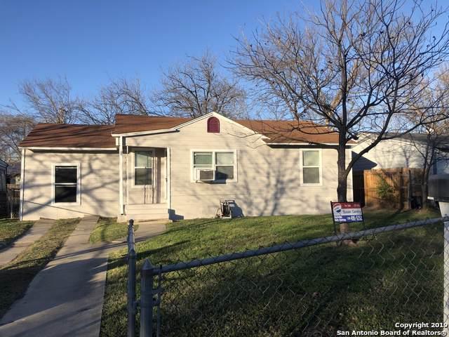 203 Notre Dame Dr, San Antonio, TX 78228 (MLS #1430129) :: BHGRE HomeCity