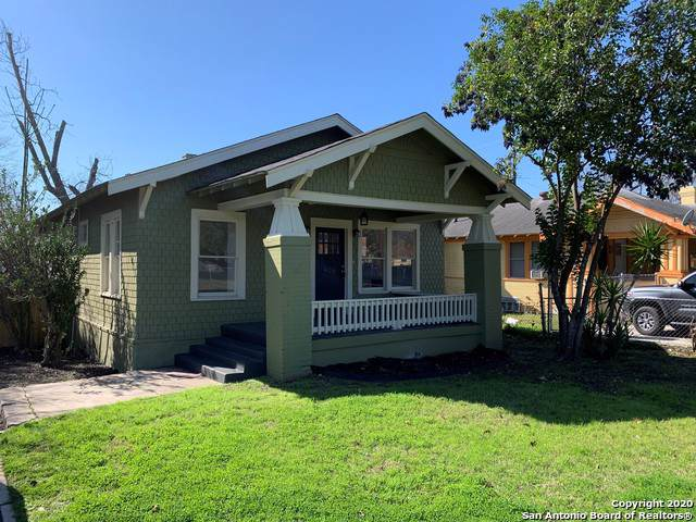 906 Rigsby Ave, San Antonio, TX 78210 (MLS #1430149) :: The Gradiz Group