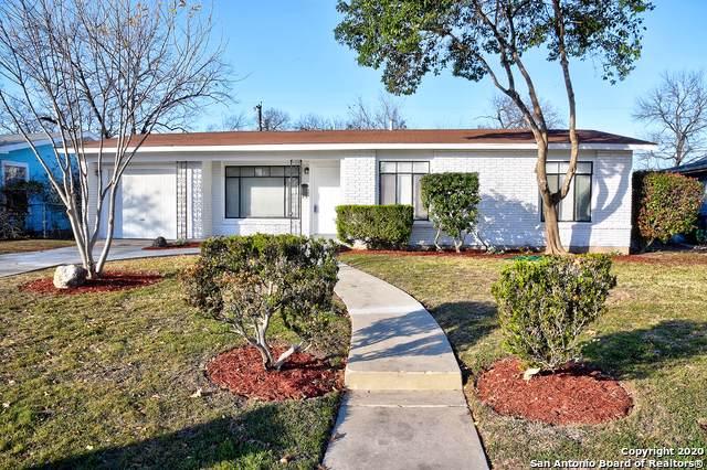 615 Edgebrook Ln, San Antonio, TX 78213 (MLS #1430757) :: BHGRE HomeCity
