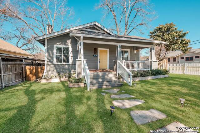 1101 W Huisache Ave, San Antonio, TX 78201 (MLS #1430792) :: Alexis Weigand Real Estate Group