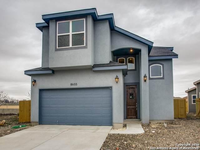 8611 Key North Way, Converse, TX 78109 (MLS #1431266) :: BHGRE HomeCity San Antonio