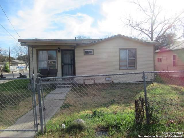 602 S San Bernardo Ave, San Antonio, TX 78237 (MLS #1431398) :: Berkshire Hathaway HomeServices Don Johnson, REALTORS®