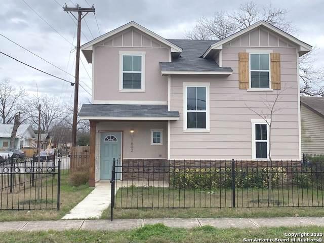 1602 South Walters, San Antonio, TX 78210 (#1431879) :: The Perry Henderson Group at Berkshire Hathaway Texas Realty