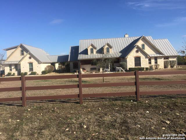 124 Bendel Ranch Rd, Canyon Lake, TX 78133 (MLS #1432029) :: BHGRE HomeCity
