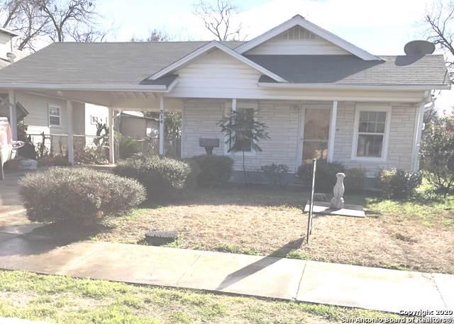 314 Walton Ave, San Antonio, TX 78225 (MLS #1432138) :: BHGRE HomeCity