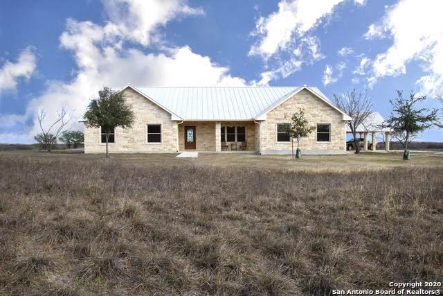 636 Cr 640, Hondo, TX 78861 (MLS #1432411) :: Carolina Garcia Real Estate Group