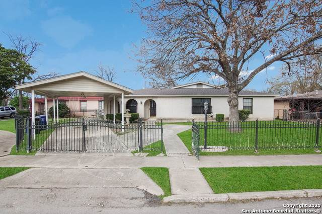 1803 Beechaven Dr, San Antonio, TX 78207 (MLS #1432485) :: BHGRE HomeCity