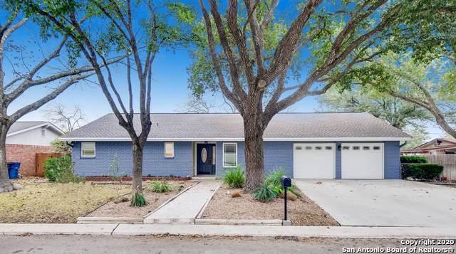 410 W Tanglewood Dr, New Braunfels, TX 78130 (MLS #1432800) :: The Gradiz Group
