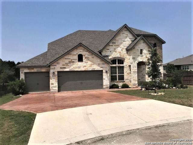 1003 Via Mantova, San Antonio, TX 78260 (MLS #1432871) :: The Glover Homes & Land Group