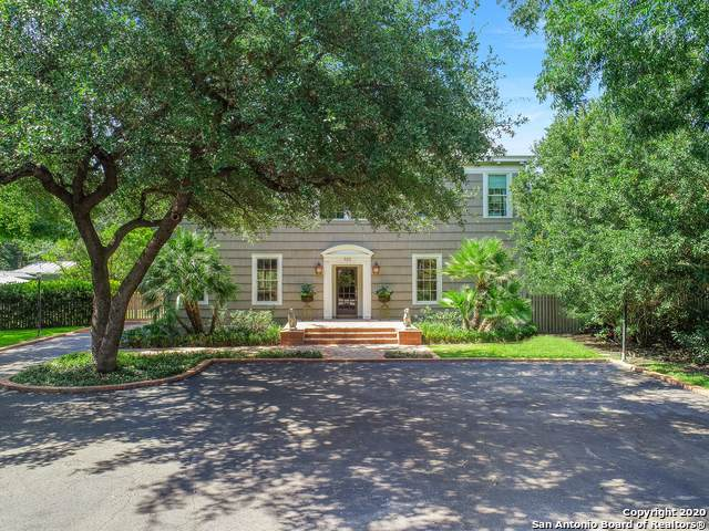522 Elizabeth Rd, Terrell Hills, TX 78209 (MLS #1432913) :: Alexis Weigand Real Estate Group
