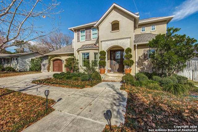 905 Garraty Rd, Terrell Hills, TX 78209 (MLS #1432999) :: Alexis Weigand Real Estate Group