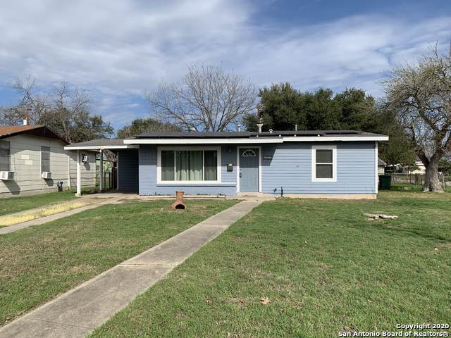 267 Ravenhill Dr, San Antonio, TX 78214 (#1433065) :: The Perry Henderson Group at Berkshire Hathaway Texas Realty