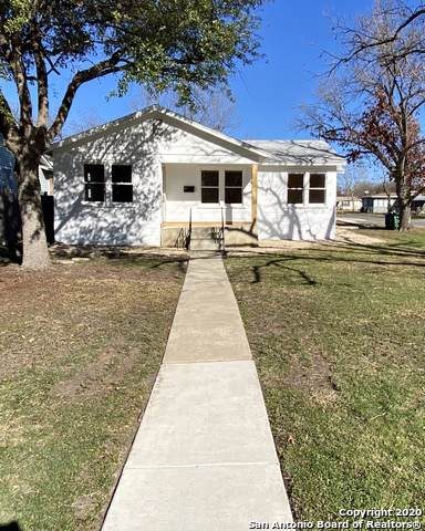 603 Shadwell Dr, San Antonio, TX 78228 (MLS #1433523) :: The Gradiz Group