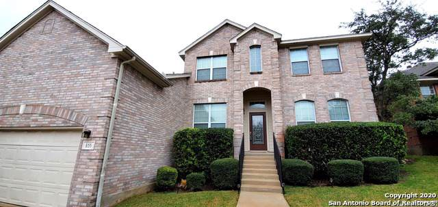 855 Peg Oak, San Antonio, TX 78258 (#1433575) :: The Perry Henderson Group at Berkshire Hathaway Texas Realty
