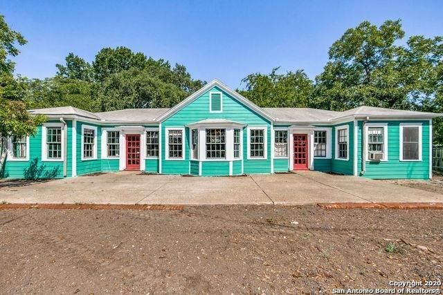 1316 W Coll St, New Braunfels, TX 78130 (MLS #1434092) :: Reyes Signature Properties