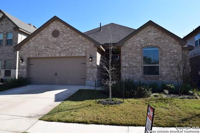 5822 Burro Stone, San Antonio, TX 78253 (MLS #1434271) :: Kate Souers