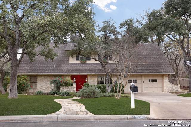 10102 Kings Grant Dr, San Antonio, TX 78230 (#1434318) :: The Perry Henderson Group at Berkshire Hathaway Texas Realty