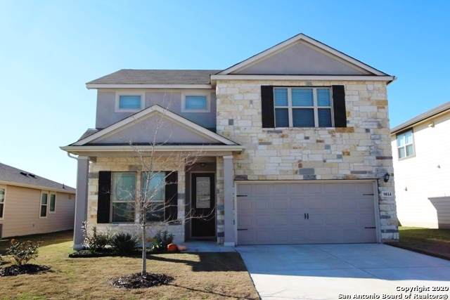 9814 Red Iron Crk, Converse, TX 78109 (MLS #1434481) :: BHGRE HomeCity