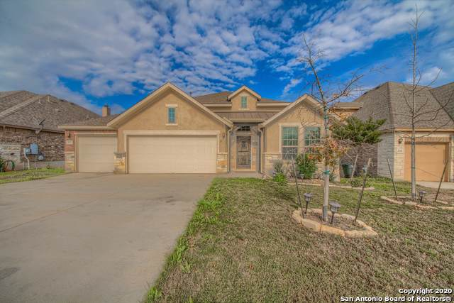 3122 Magnolia Mnr, New Braunfels, TX 78130 (MLS #1434630) :: Alexis Weigand Real Estate Group