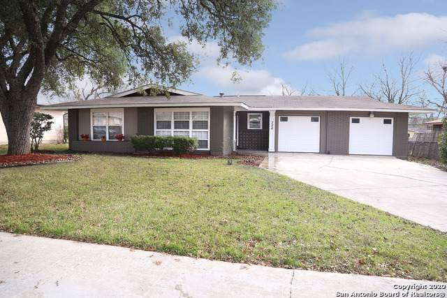 326 Sandalwood Ln, San Antonio, TX 78216 (#1434848) :: The Perry Henderson Group at Berkshire Hathaway Texas Realty