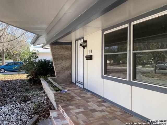 110 Haverhill Dr, San Antonio, TX 78228 (MLS #1435463) :: NewHomePrograms.com LLC